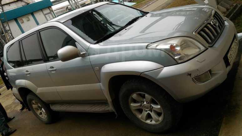 Toyota Land Cruiser Prado, 2007 год, 1 120 000 руб.