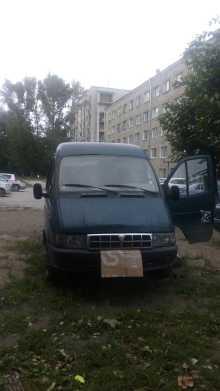ГАЗ 2217 Баргузин, 2001 г., Новосибирск