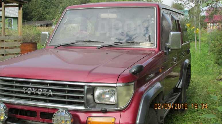 Toyota Land Cruiser Prado, 1993 год, 575 000 руб.