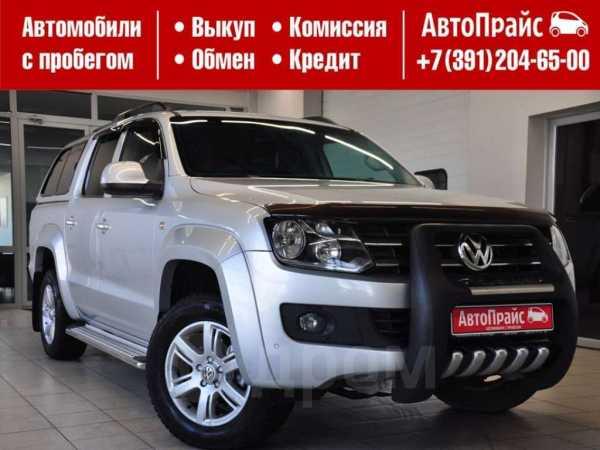 Volkswagen Amarok, 2012 год, 1 267 000 руб.