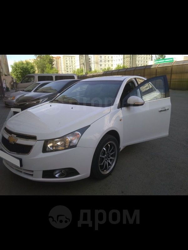 Chevrolet Cruze, 2009 год, 435 000 руб.