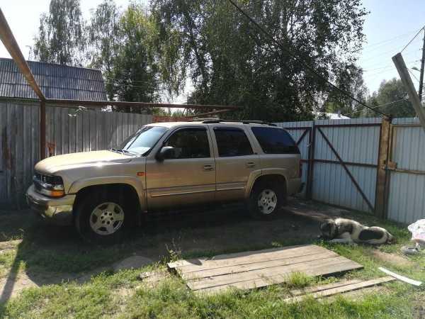 Chevrolet Tahoe, 2005 год, 700 000 руб.
