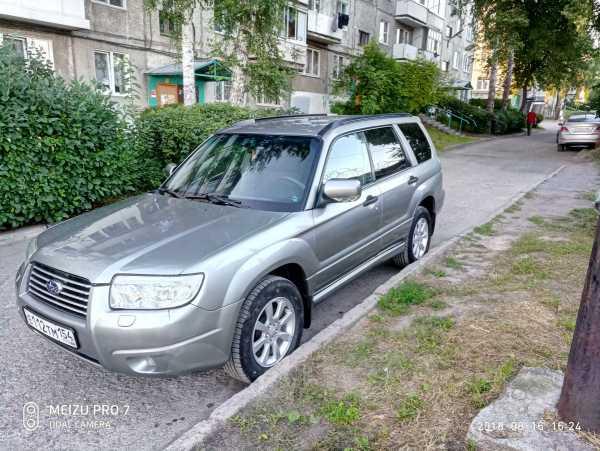 Subaru Forester, 2007 год, 515 000 руб.