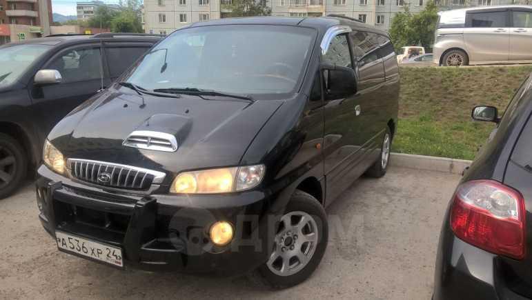 Hyundai Starex, 2002 год, 415 000 руб.