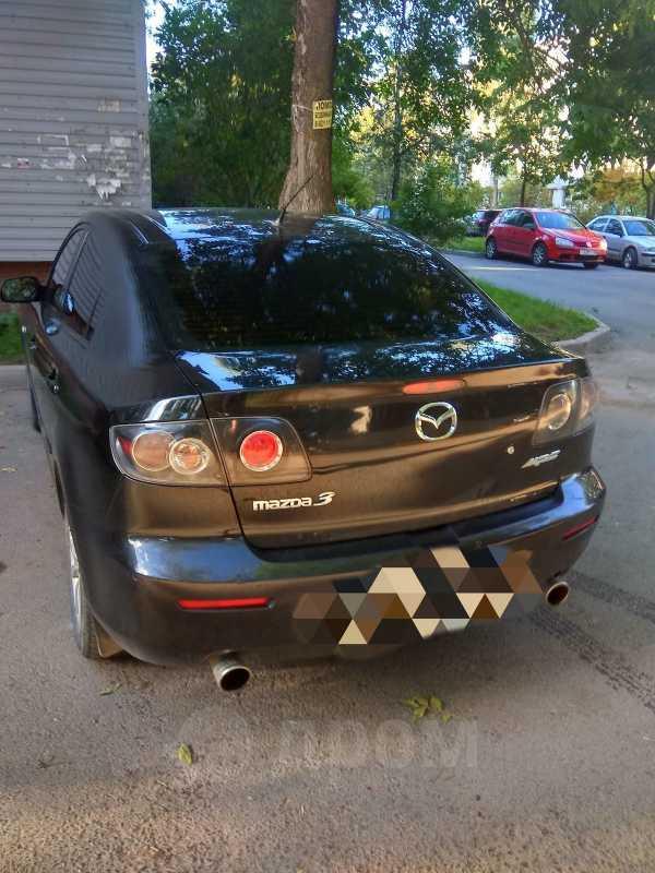 Mazda Mazda3, 2007 год, 333 333 руб.