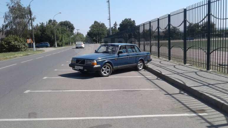 Volvo 240, 1992 год, 160 000 руб.