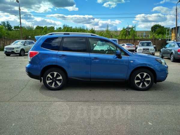 Subaru Forester, 2016 год, 1 550 000 руб.