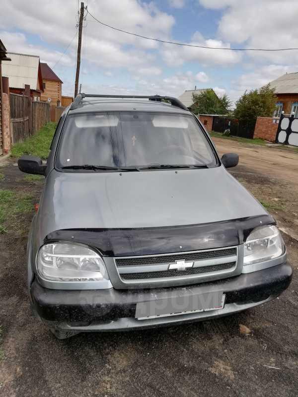 Chevrolet Niva, 2006 год, 280 000 руб.