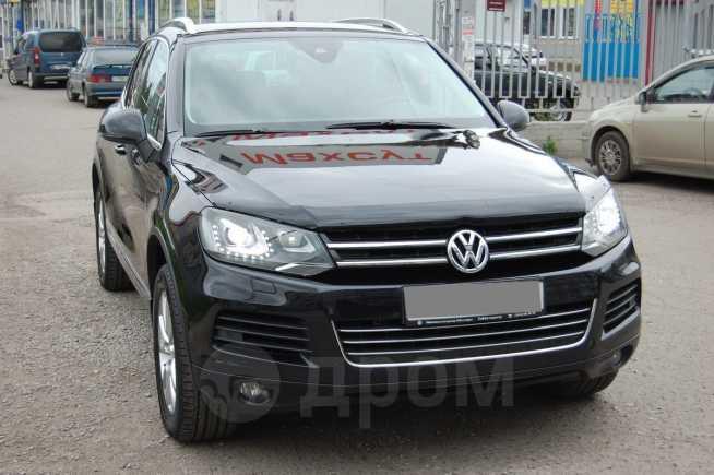 Volkswagen Touareg, 2013 год, 1 495 000 руб.