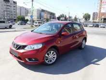 Новосибирск Nissan Tiida 2015
