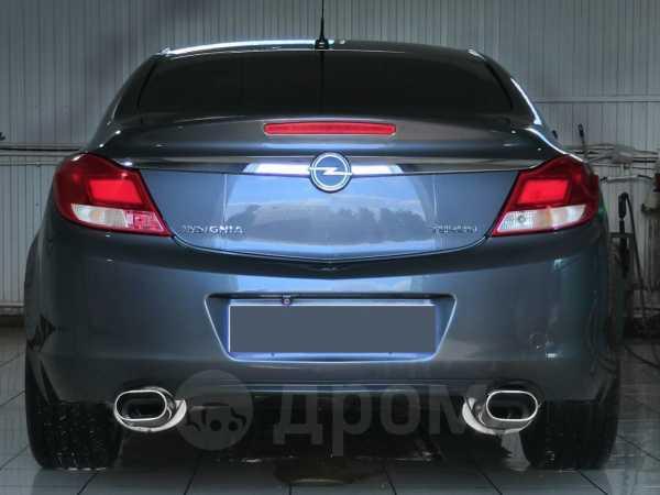 Opel Insignia, 2012 год, 551 000 руб.