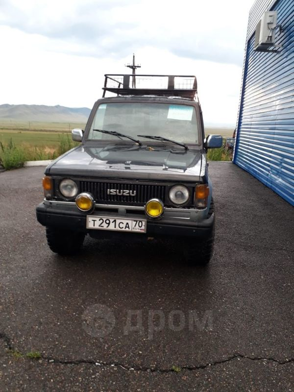 Isuzu Trooper, 1985 год, 250 000 руб.