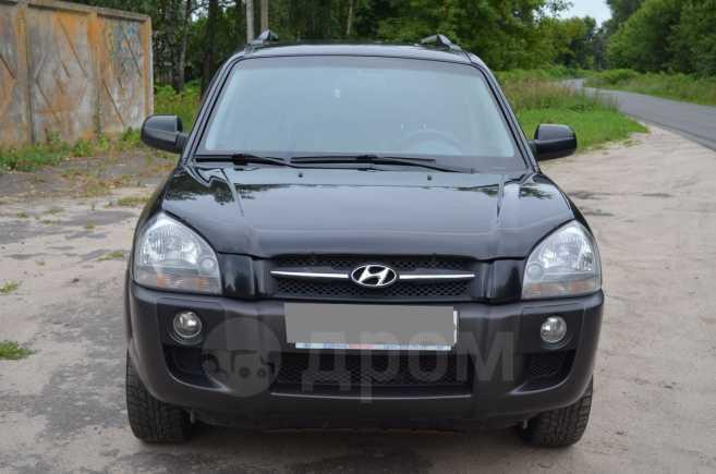 Hyundai Tucson, 2006 год, 547 000 руб.