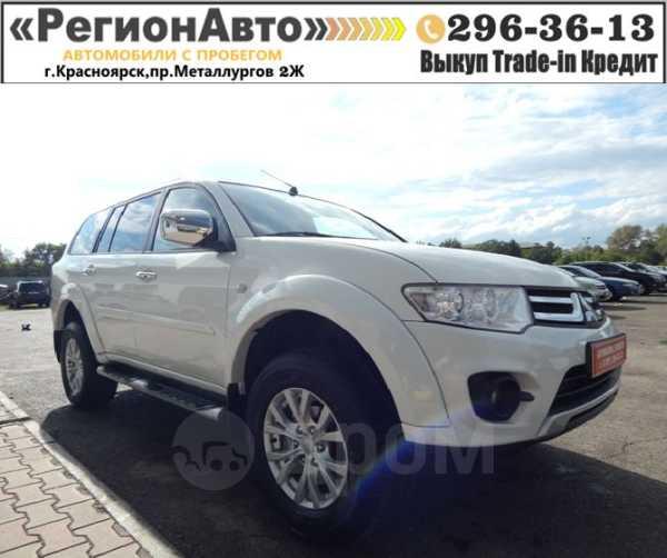 Mitsubishi Pajero Sport, 2014 год, 1 330 000 руб.