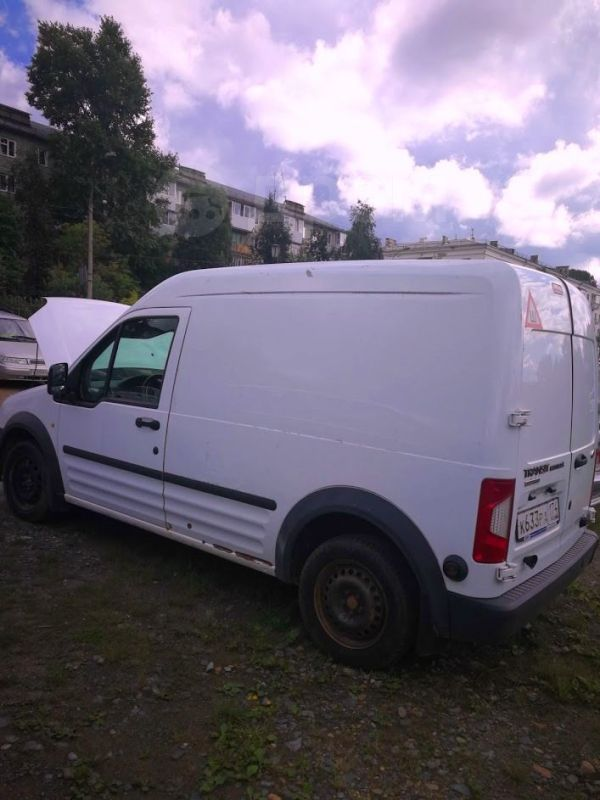 Ford Tourneo Connect, 2012 год, 435 000 руб.