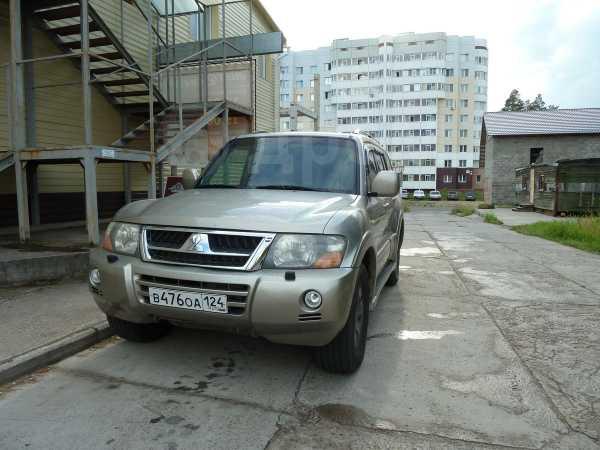 Mitsubishi Pajero, 2005 год, 699 000 руб.
