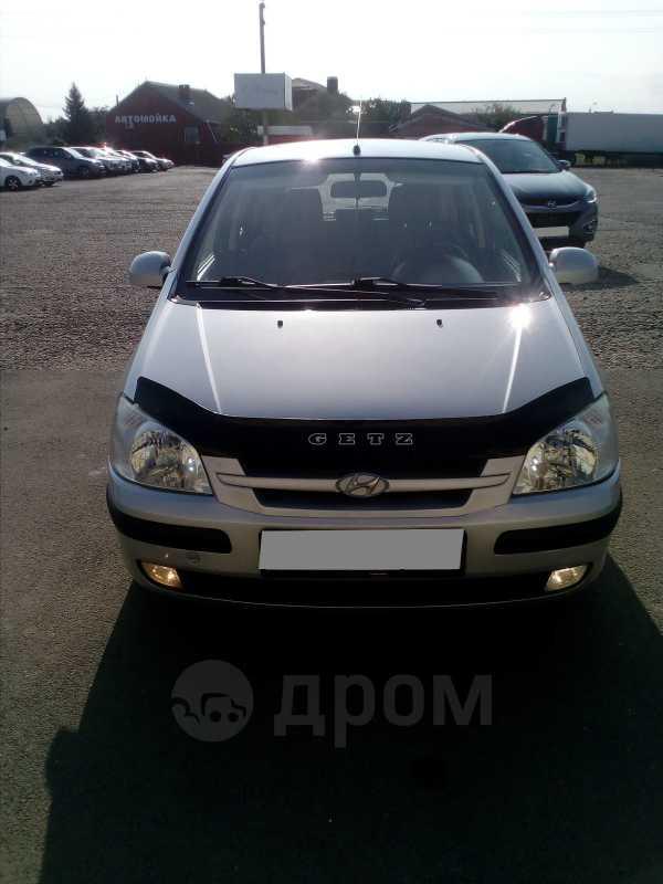 Hyundai Getz, 2004 год, 257 000 руб.