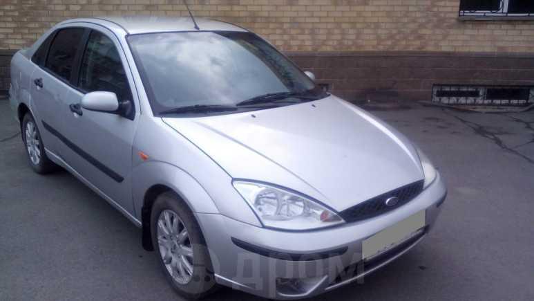 Ford Focus, 2003 год, 159 000 руб.