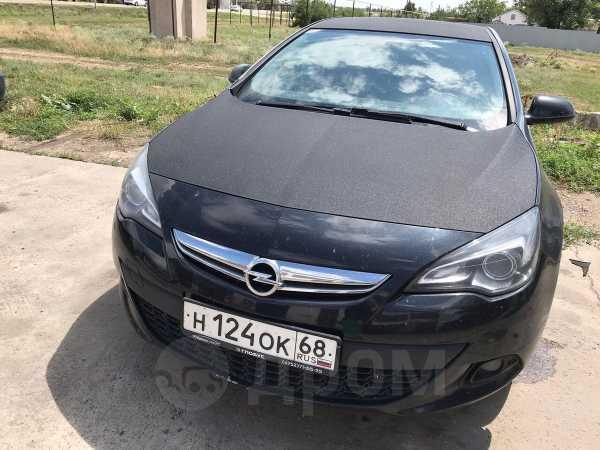Opel Astra GTC, 2014 год, 560 000 руб.