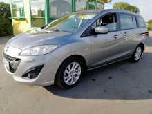 Ленинск-Кузнецкий Mazda5 2012