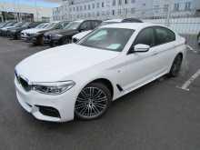Новосибирск BMW 5-Series 2018