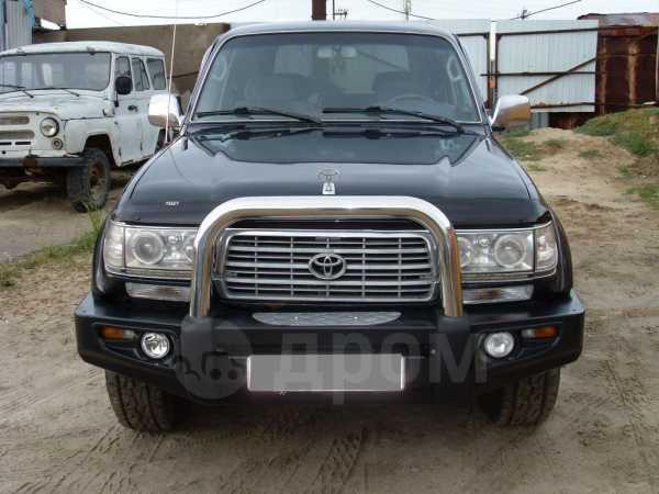 Toyota Land Cruiser, 1997 год, 650 000 руб.