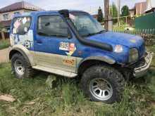Suzuki Jimny, 2005 г., Екатеринбург