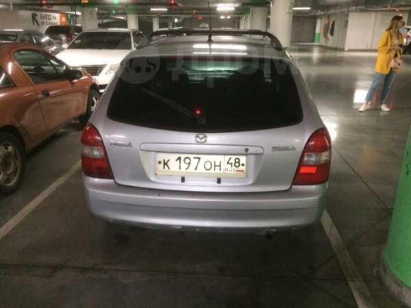 Mazda Familia S-Wagon, 1999 год, 105 000 руб.