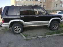 Владивосток Trooper 2001