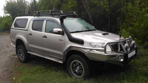 Барнаул Hilux Pick Up 2012