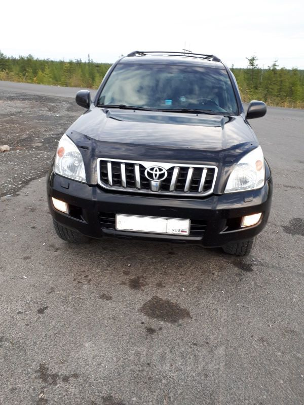 Toyota Land Cruiser Prado, 2004 год, 1 350 000 руб.