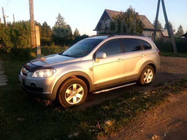 Chevrolet Captiva, 2007 год, 485 000 руб.