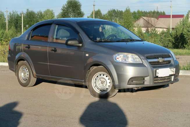 Chevrolet Aveo, 2008 год, 219 000 руб.