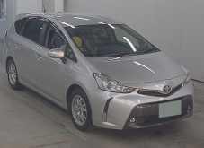 Владивосток Prius a 2015