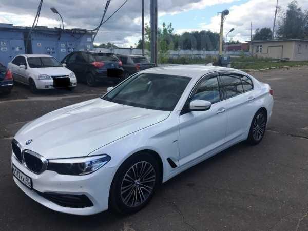 BMW 5-Series, 2017 год, 2 450 000 руб.