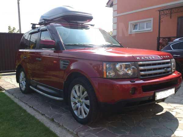 Land Rover Range Rover Sport, 2008 год, 892 000 руб.
