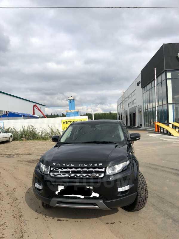 Land Rover Range Rover Evoque, 2012 год, 1 250 000 руб.