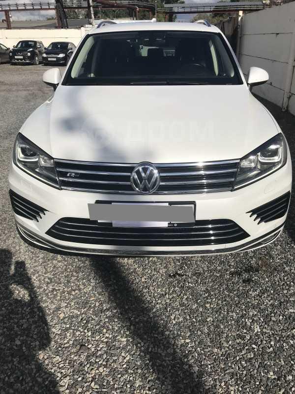 Volkswagen Touareg, 2016 год, 2 530 000 руб.