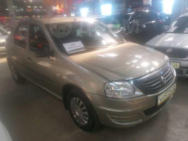 Renault Logan, 2011 год, 289 000 руб.