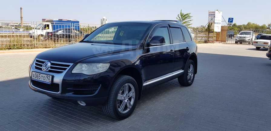 Volkswagen Touareg, 2007 год, 675 000 руб.