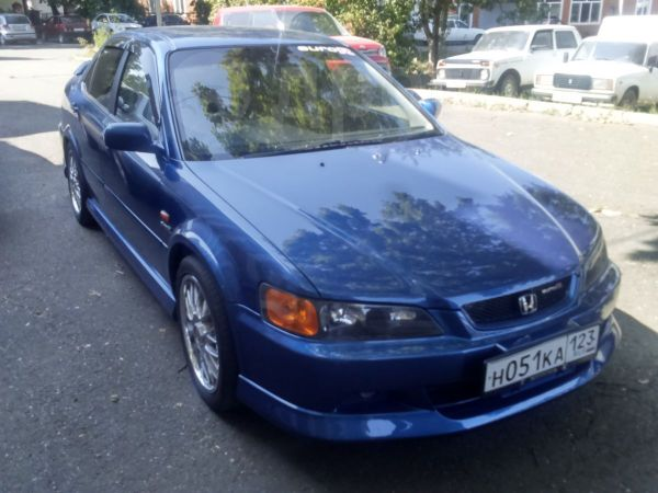 Honda Accord, 2001 год, 517 000 руб.