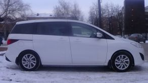 Челябинск Mazda5 2013
