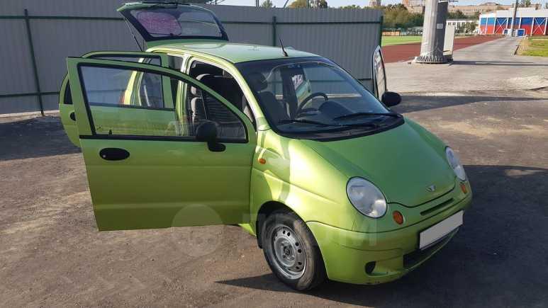 Daewoo Matiz, 2005 год, 114 000 руб.