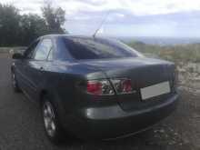 Джубга Mazda6 2007