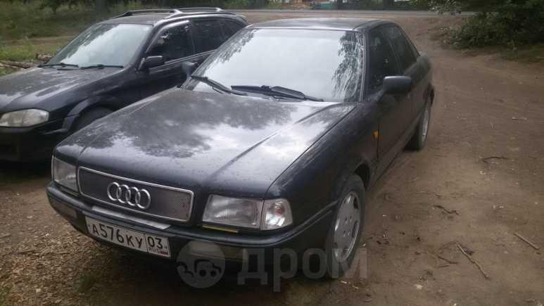 Audi 80, 1992 год, 140 000 руб.