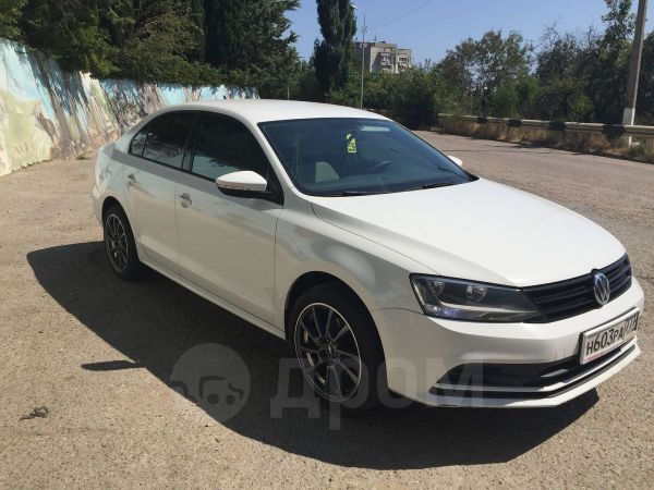 Volkswagen Jetta, 2015 год, 650 000 руб.