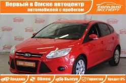 Омск Ford 2014