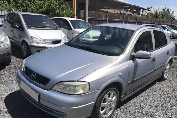Opel Astra, 2003 год, 268 000 руб.