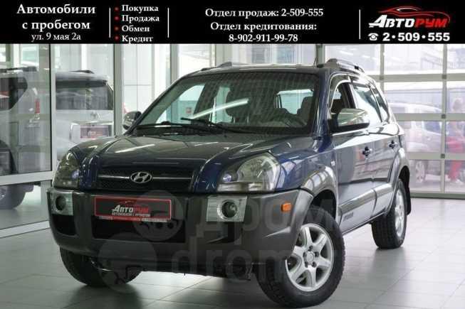 Hyundai Tucson, 2004 год, 447 000 руб.