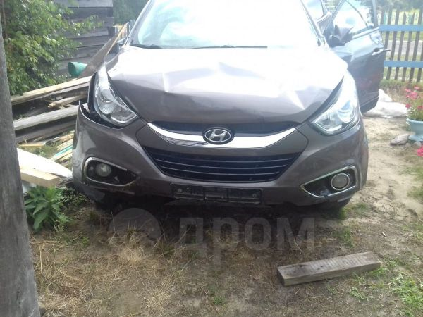Hyundai ix35, 2013 год, 600 000 руб.